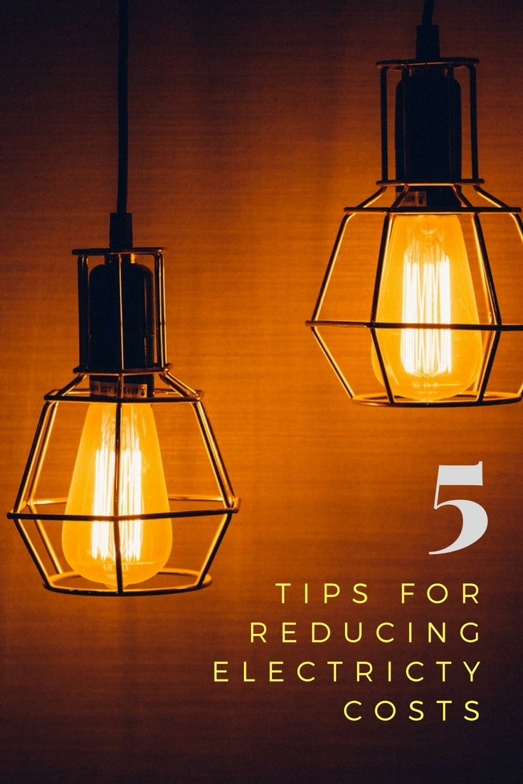 reducing electricity costs