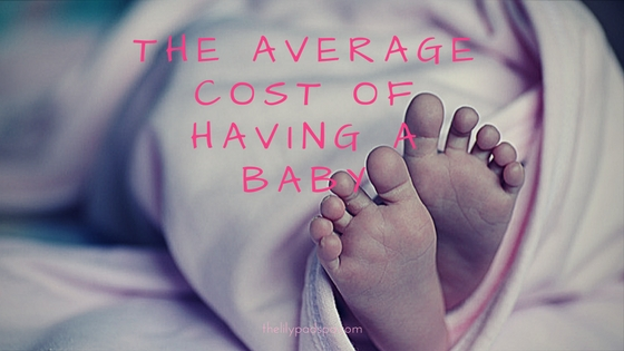 average cost of having a baby