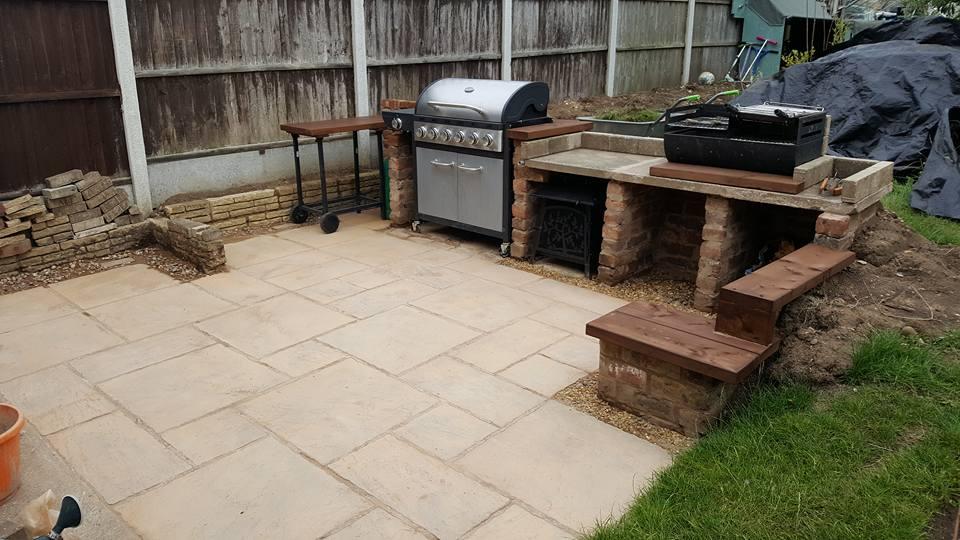 short garden update