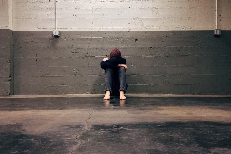 upset man - bullying