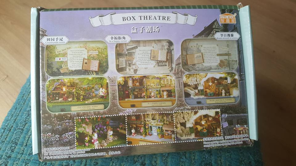Box theatre kits