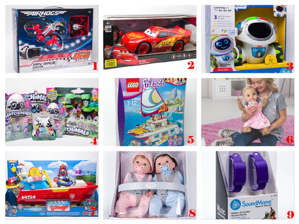 Argos Christmas gifts top 10 2017 must have toys