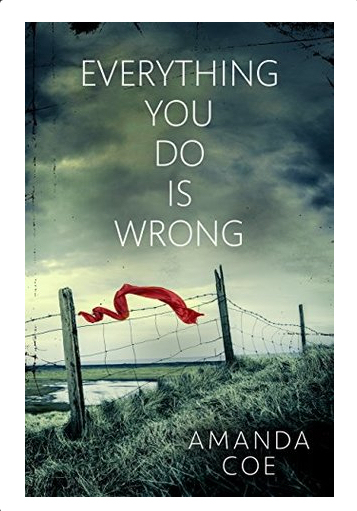Everything you do is wrong by Amanda Coe