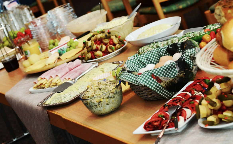 buffet - Christmas planning
