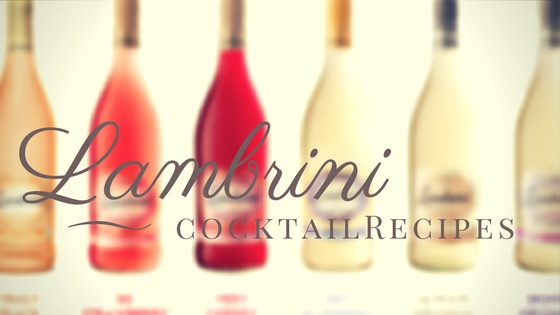 Lambrini Cocktail Recipes