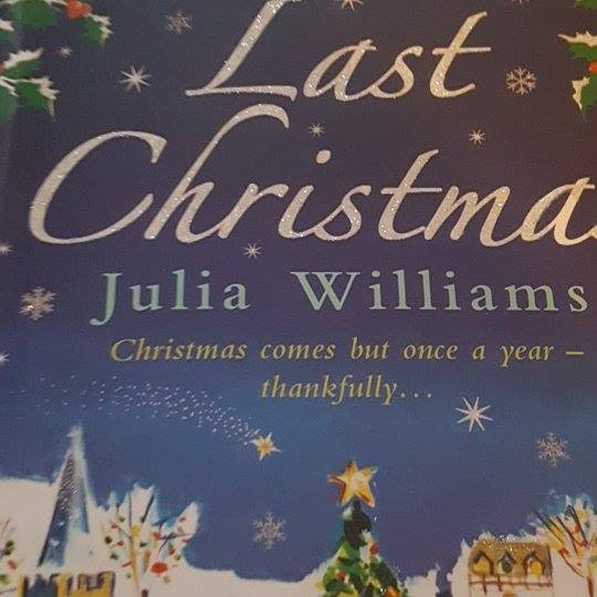 January 2018 1 day 12 pics - Last Christmas by Julia Williams
