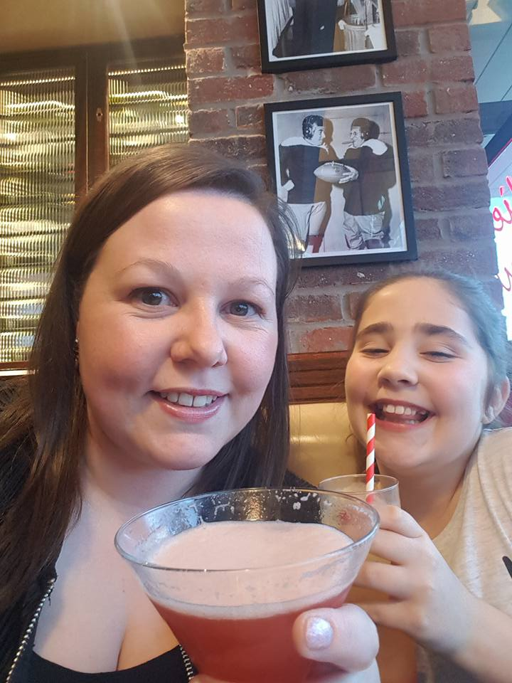 Ella's Easter Weekend - Kellyann and Ella