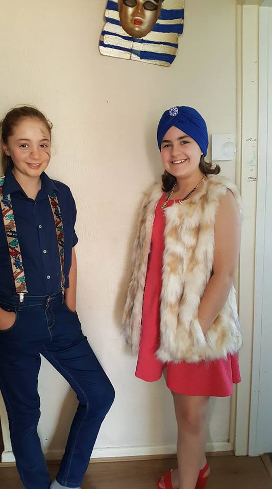 KayCee and Emma