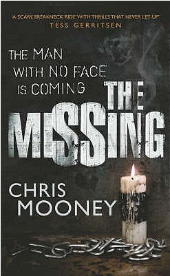 The Missng By Chris Mooney book cover