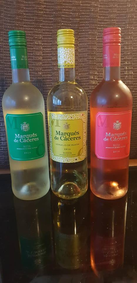 Marques de Caceres wine