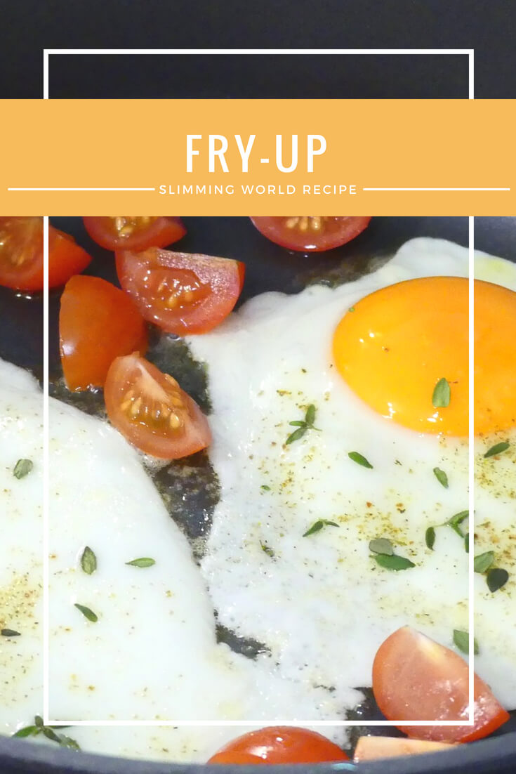 Fry-Up Slimming World style