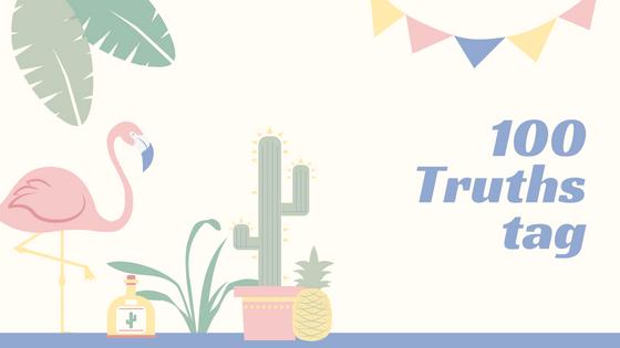 100 truths tag