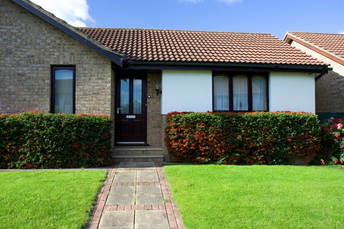 moving house - bungalow