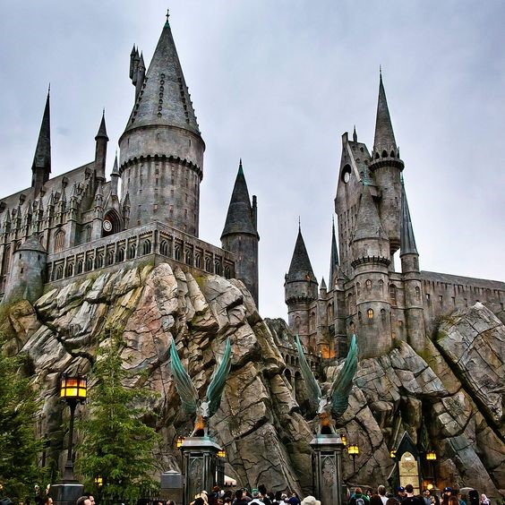 Travelling - Wizarding World Of Harry Potter, Orlando