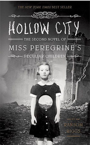 Hollow City By Ransom Riggs Book Cover