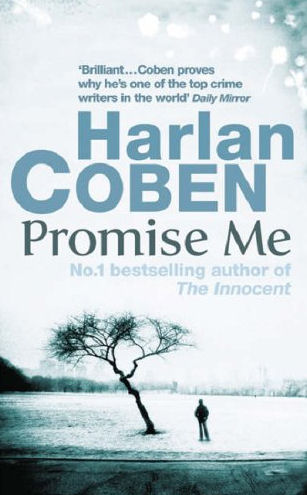 Promise Me by Harlan Coben book cover