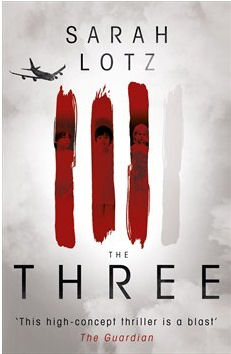 The Three by Sarah Lotz Book Cover