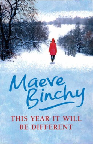 This Year It Will Be Different By Maeve Binchy Book Cover