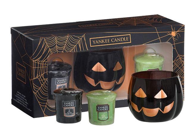 Halloween Yankee Candle Gift Set