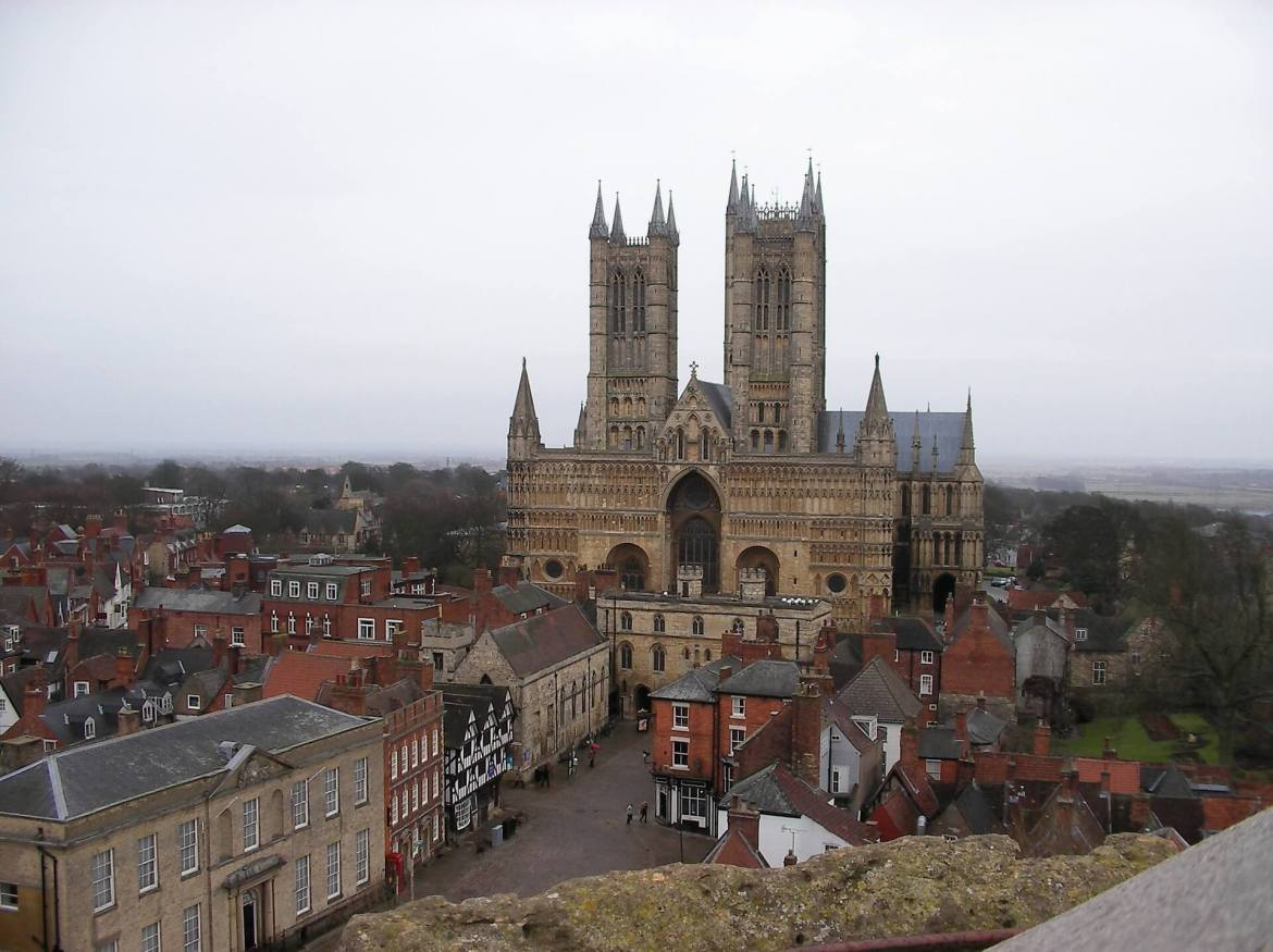 haunted Lincoln  - Lincoln Cathedral