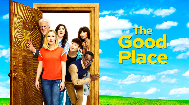October viewing - The Good Place series on Netflix