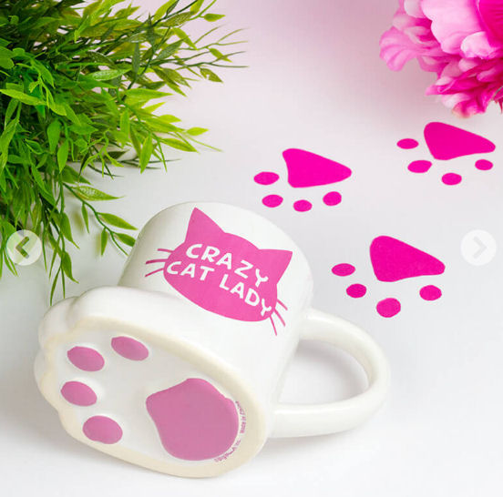 Crazy Cat Lady Mug from Prezzy Box