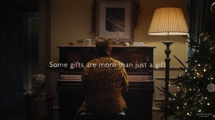 2018 John Lewis Christmas advert #EltonJohnLewis