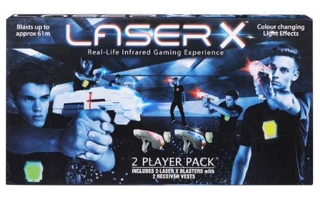 Laser X