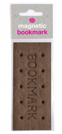 Magnetic Bourbon Biscuit Bookmark from Guess What I Forgot