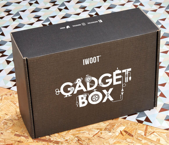 Mystery Gadget Box from I Want One Of Those