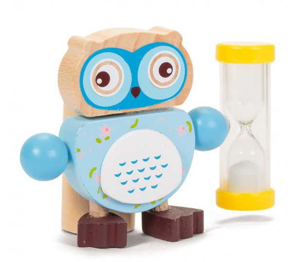 Owl Toothbrush Timer from Stocking Fillers