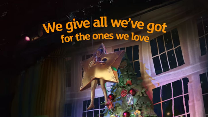 The Big Night Sainsbury's Christmas Advert 2018