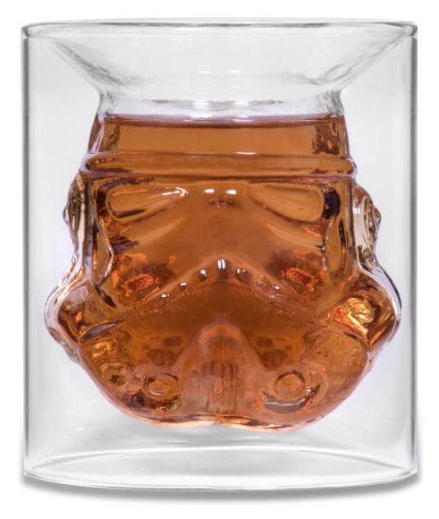 Star Wars glass tumbler from I Want One Of Those