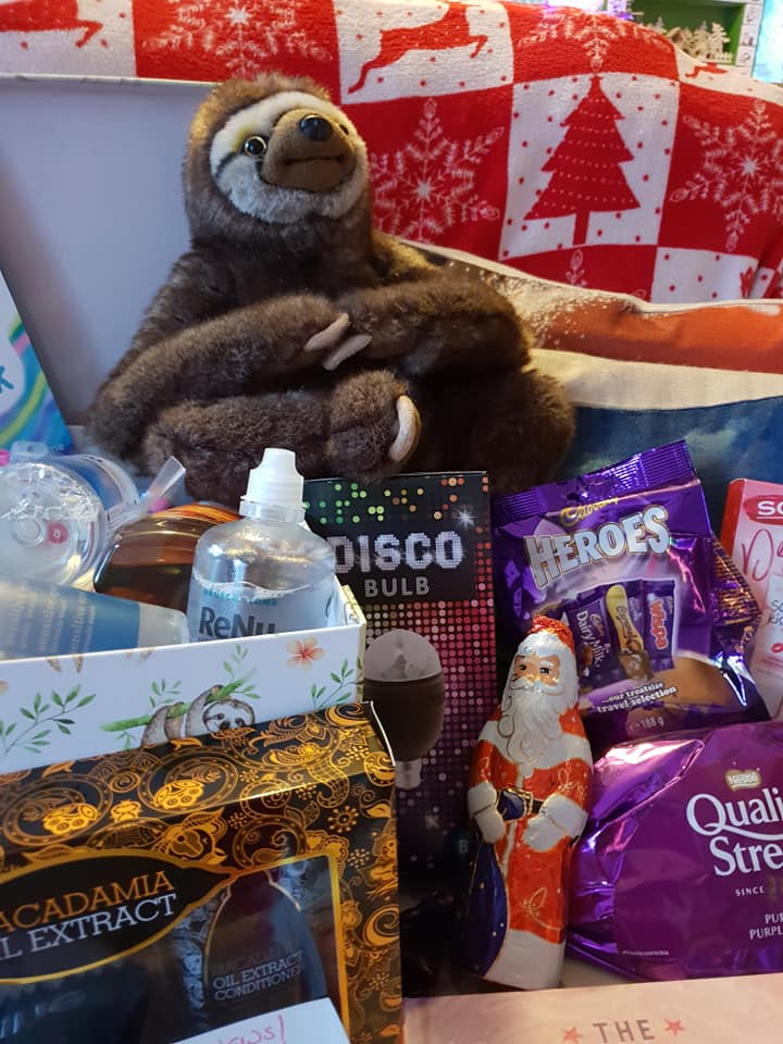 Christmas day photos 2018 - Ella's gifts