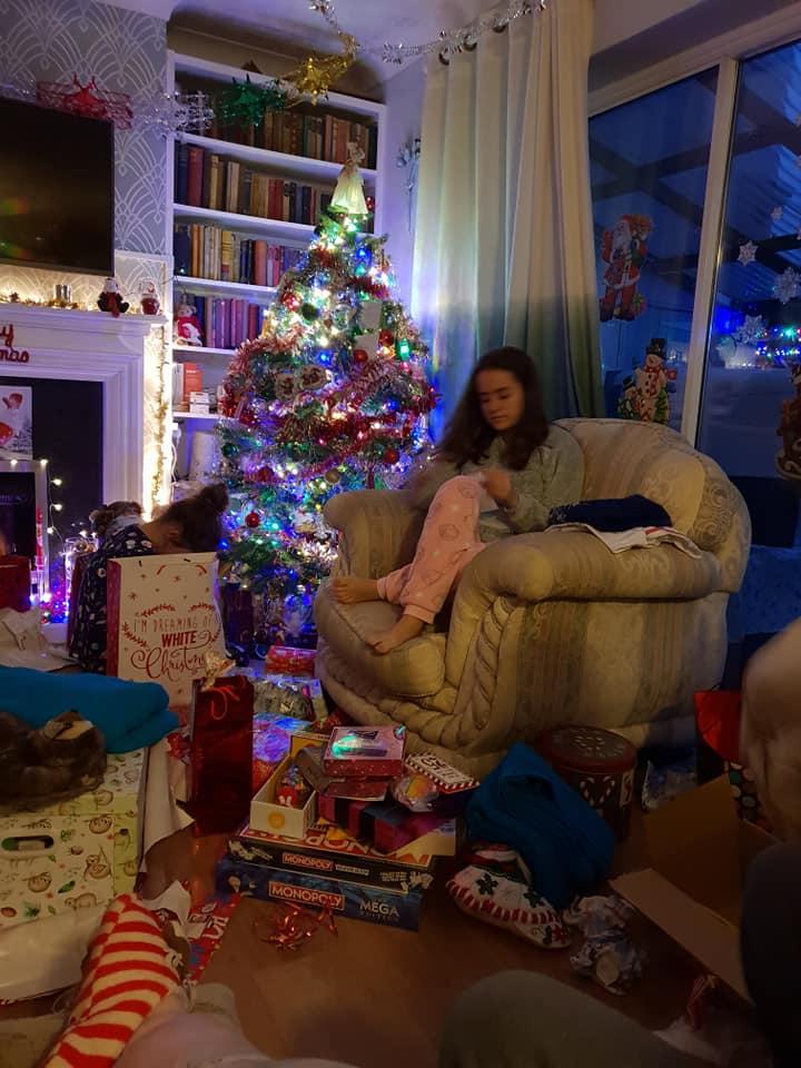 Christmas day photos 2018 - Christmas morning