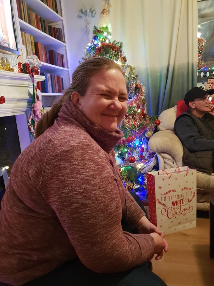 Christmas Eve photos 2018 - Stacy