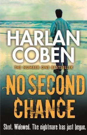 No Second Chance by Harlan Coben book cover