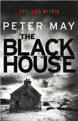 The Blackhouse by Peter May book cover