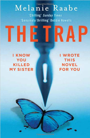 The Trap By Melanie Raabe book cover