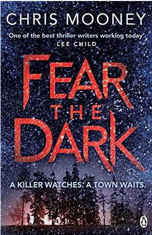 Fear the dark by Chris Mooney book cover