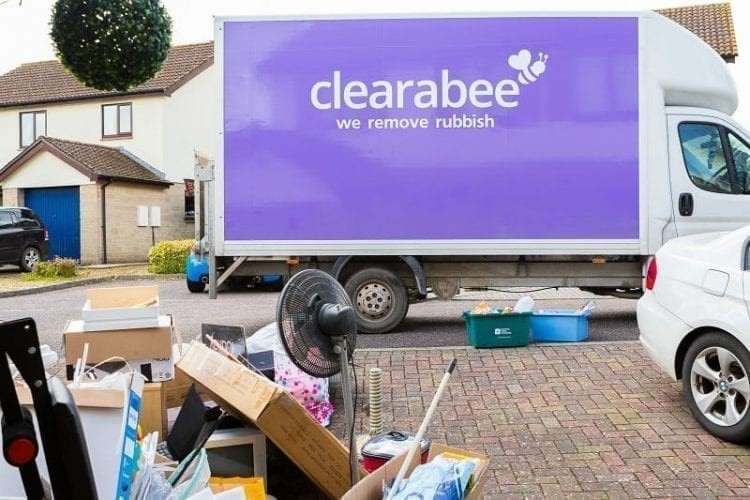 clearabee rubbish removal