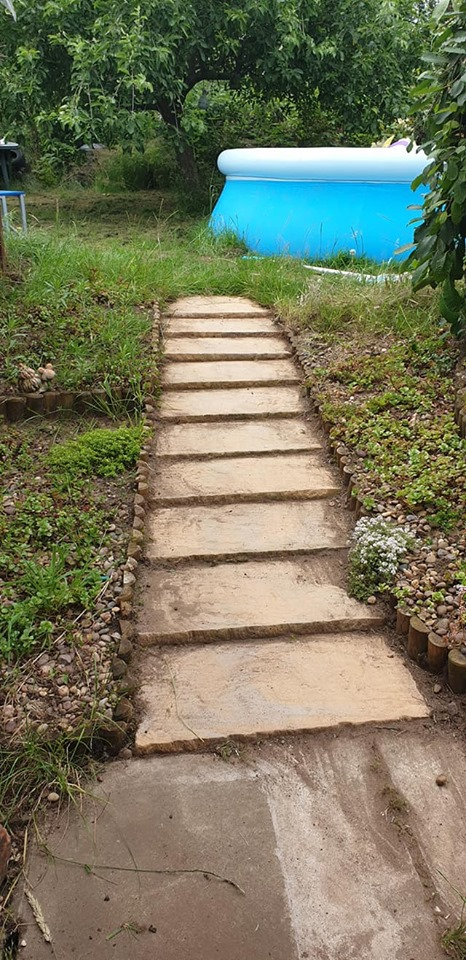 steps after weeding