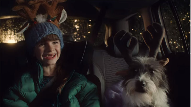 McDonald's Christmas advert 2019
