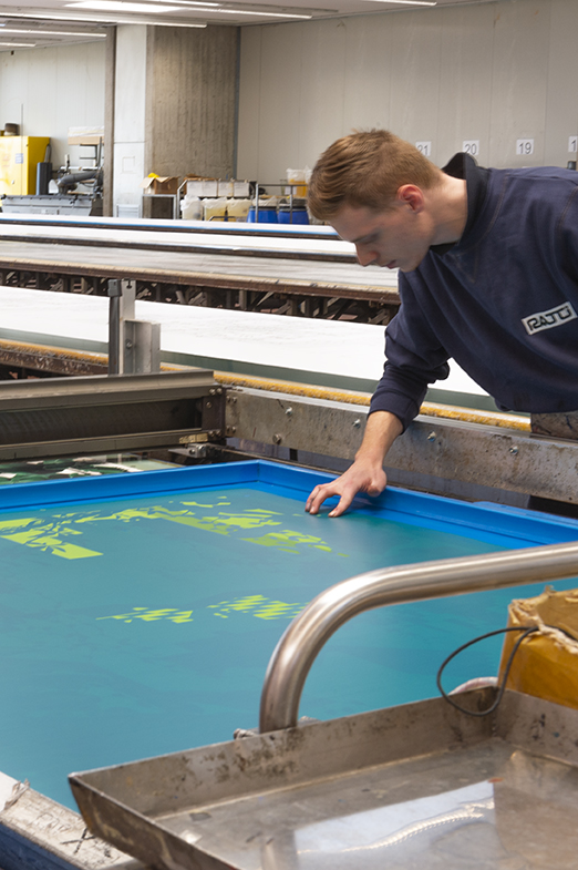 fabric printing techniques