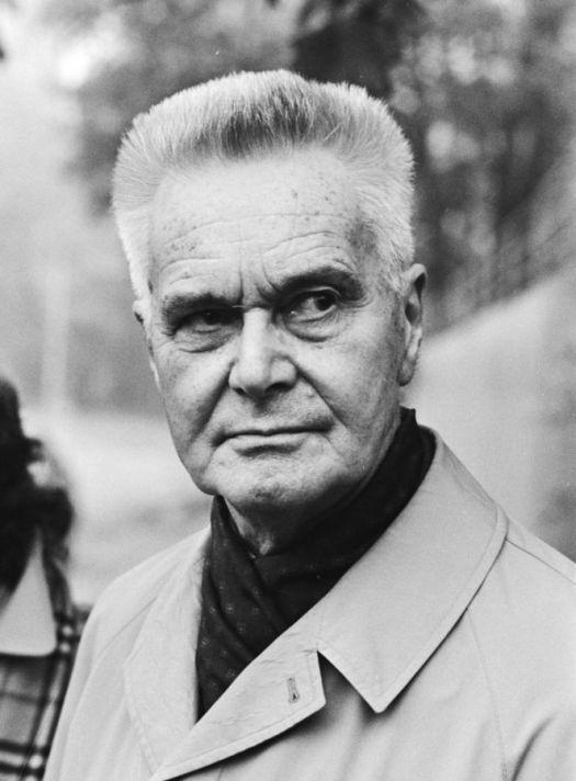 Jan Tinbergen (image credits below)