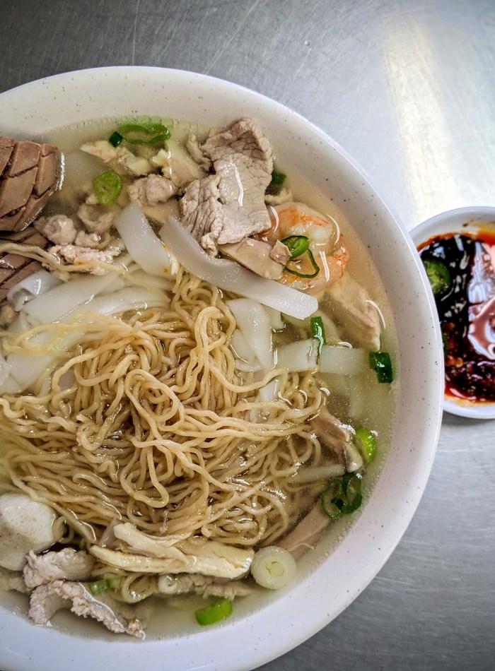 Vien Huong Oakland Chow Jew Ho Fun