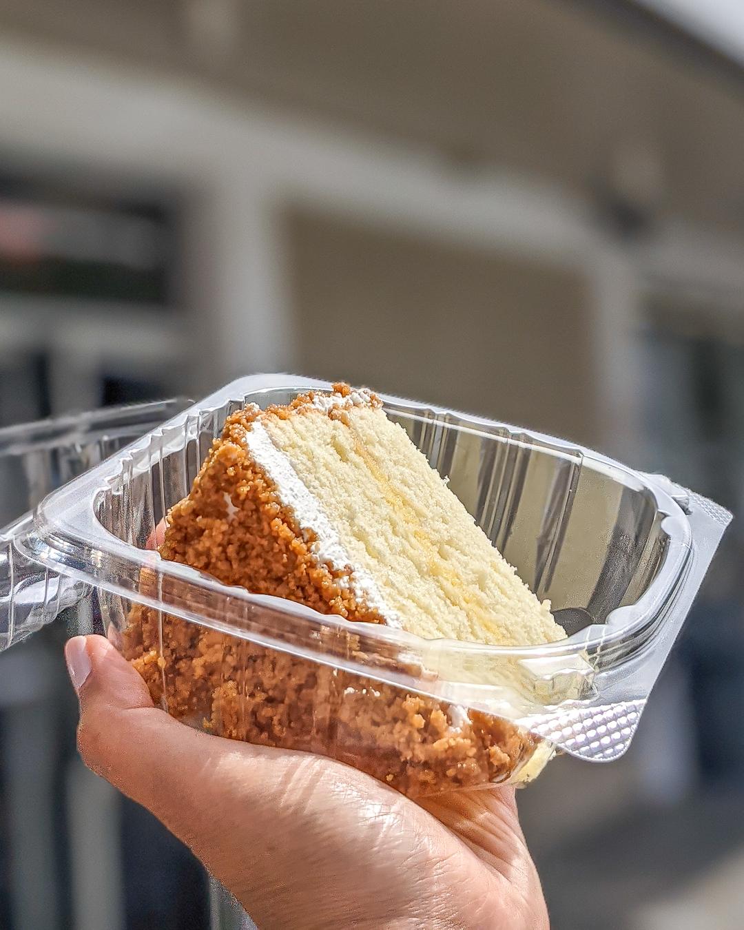 Diamond Head Market & Grill Lemon Cake