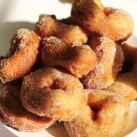 moroccan donuts - sfinj