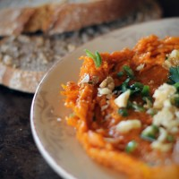 Sweet Potato & Butternut Squash Spread