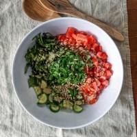 everyday israeli salad